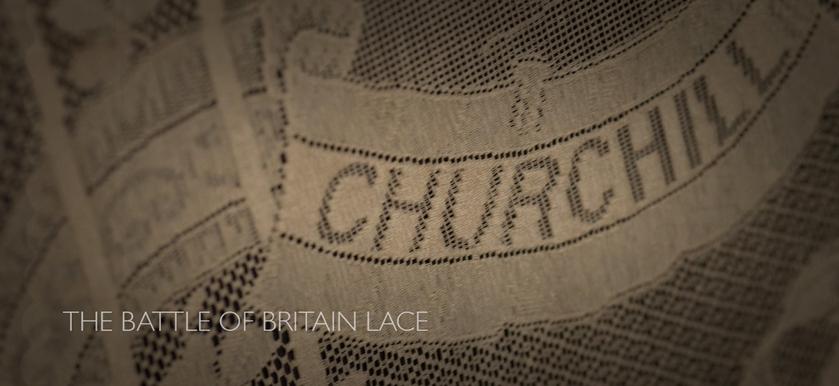 Shrine of Remembrance, Battle of Britain Lace - Mental Media