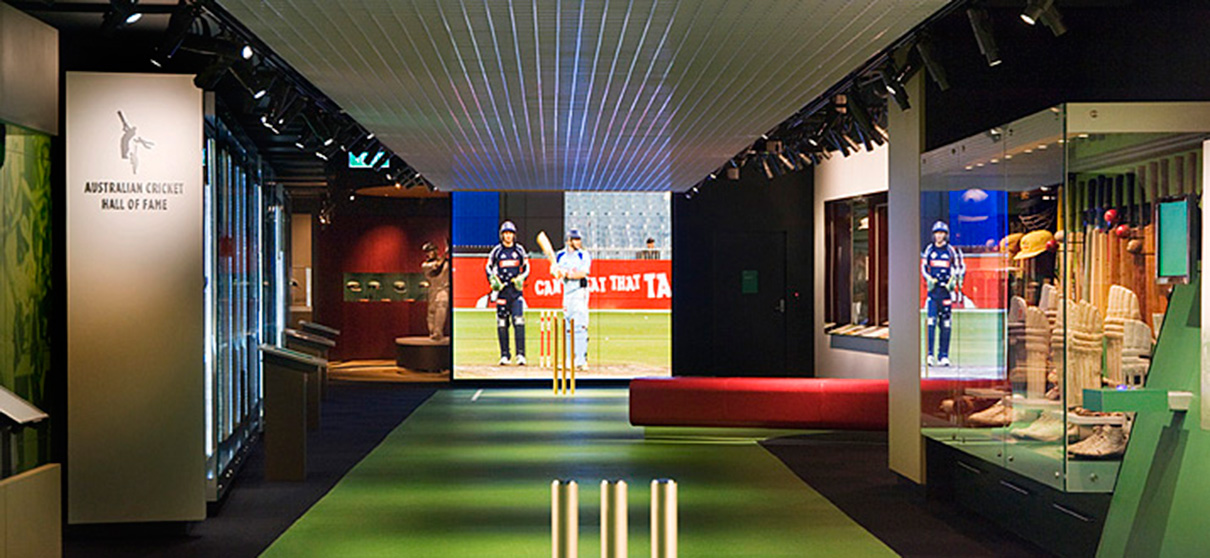 Melbourne Cricket Club, National Sports Museum, Cricket - Mental Media