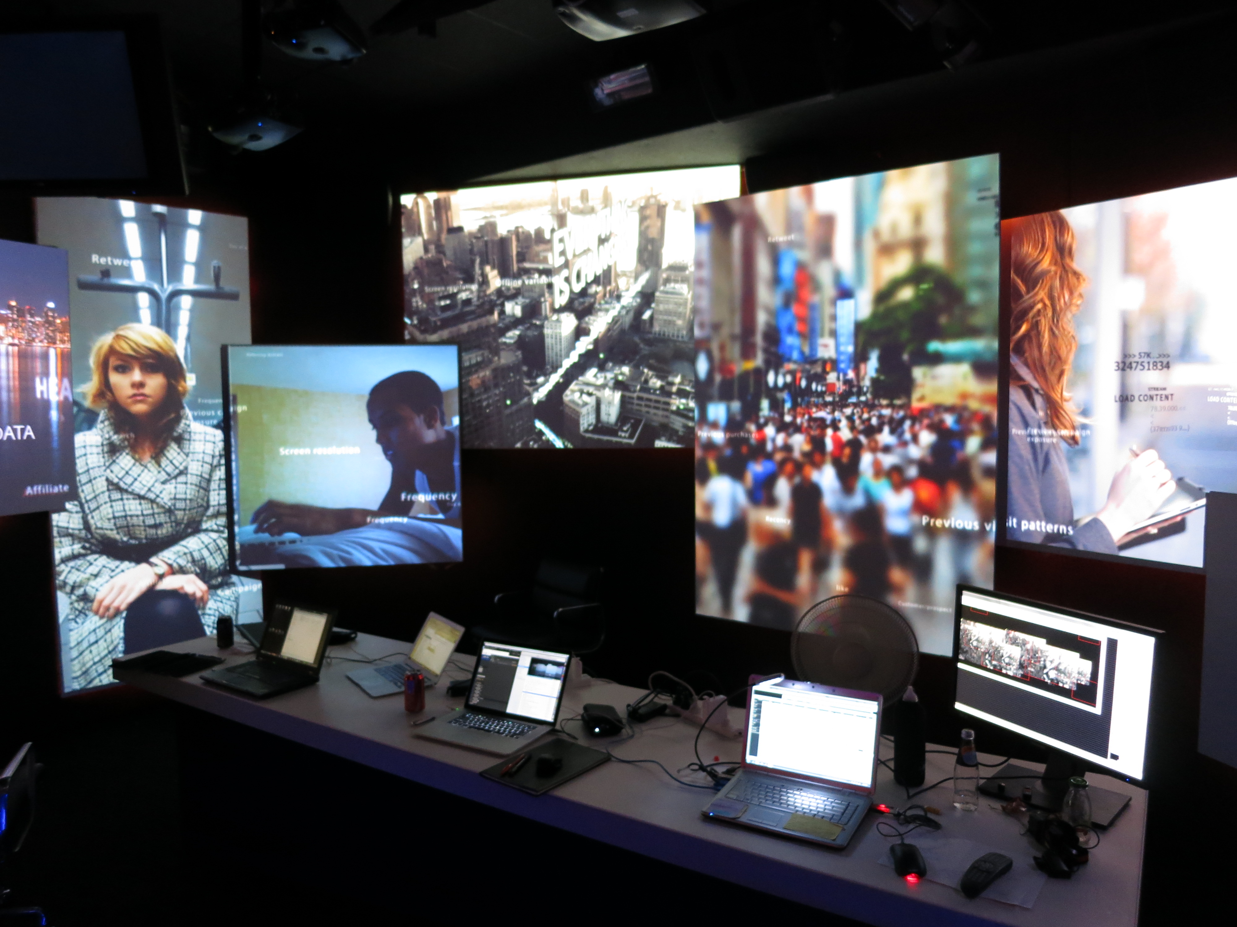 Adobe Presentation Theatrette - Mental Media